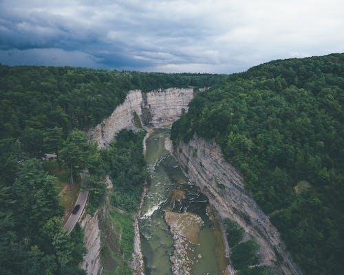 Ilmainen kuvapankkikuva tunnisteilla Grand canyon, joen kanava, joki, kallio