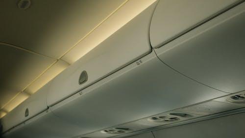 Maleta De Bagagem Branca Para Avião