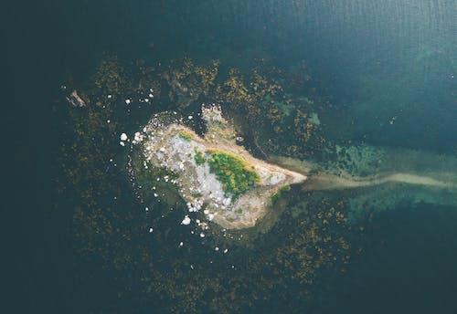 Základová fotografie zdarma na téma dron, jezero, krajina, lehký