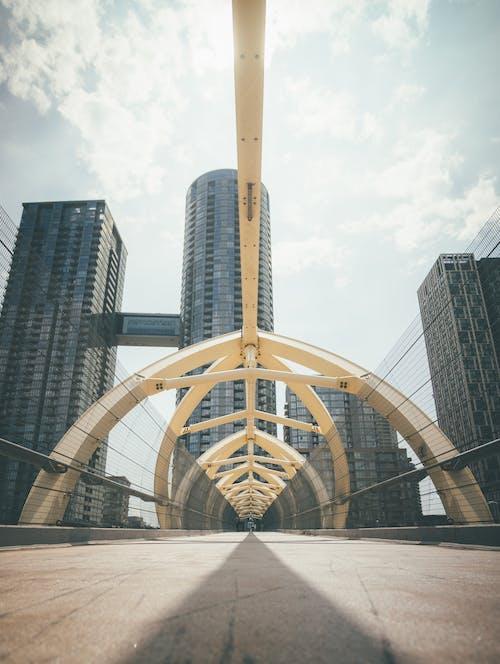 Základová fotografie zdarma na téma abstraktní, architektura, budovy, cestování