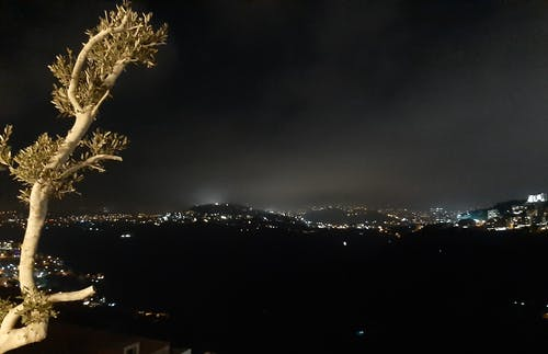 Základová fotografie zdarma na téma bejrút v noci, město, město v noci, noc