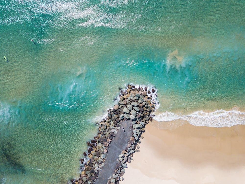 HD-обои, берег, берег моря