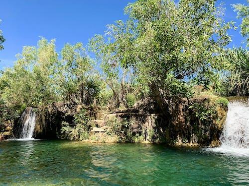 Free stock photo of beautiful, oasis, waterfalls