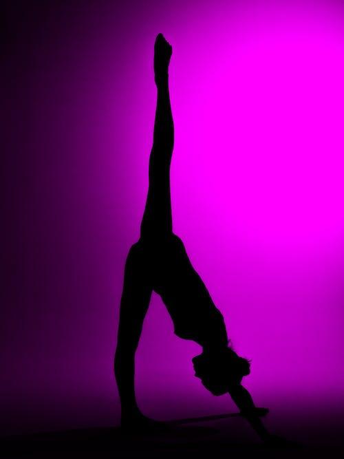 bale, balet, dansçı, gölge içeren Ücretsiz stok fotoğraf