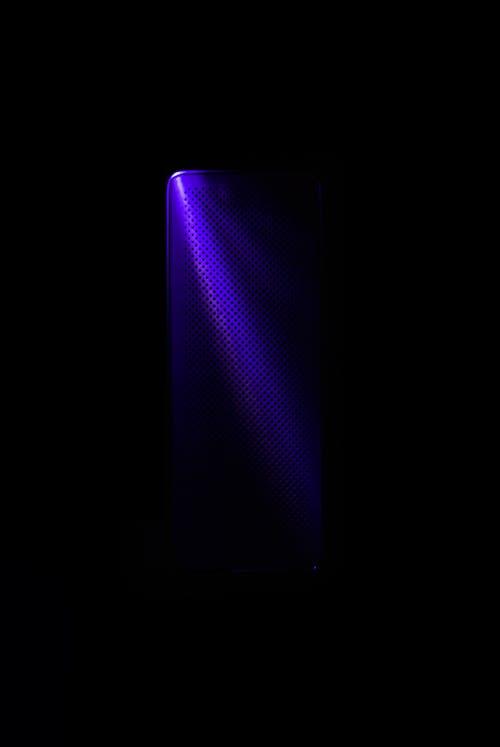 Free stock photo of amoled, black, blue, bluetooth speaker