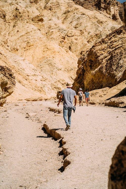 aride, aventure, désert