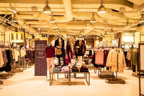 Imagine de stoc gratuită din afaceri, haine casual, magazin, magazin de haine