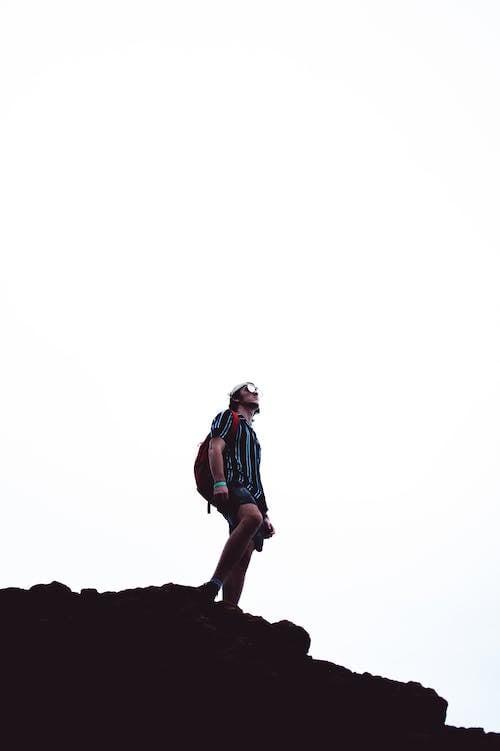 Foto d'estoc gratuïta de a l'aire lliure, actiu, alpinisme