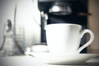 coffee, cup, kitchen