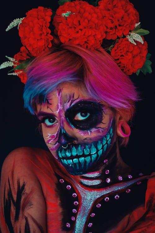 Základová fotografie zdarma na téma barva, fantazie, festival, halloween