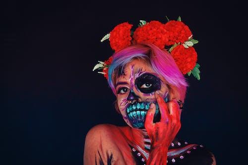 artistik, aşındırmak, Çiçekler, Festival içeren Ücretsiz stok fotoğraf