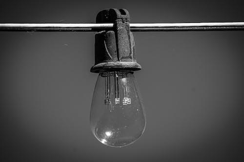 光, 燈泡 的 免费素材照片
