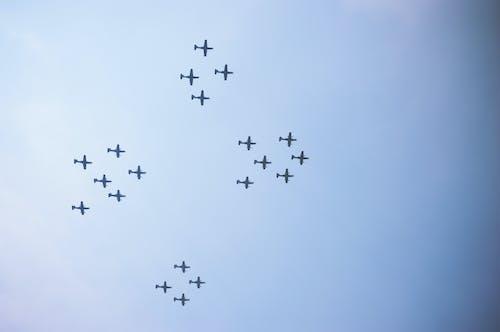 Free stock photo of aerospace, aircraft, airplane, airshow
