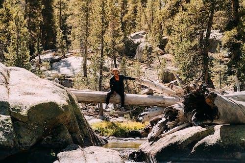 人, 公園, 岩石, 戶外 的 免費圖庫相片