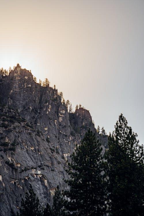 Foto d'estoc gratuïta de a l'aire lliure, muntanya, muntanya rocallosa, natura