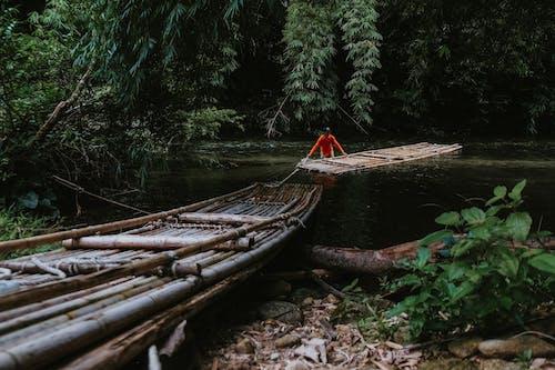 Imagine de stoc gratuită din ambarcațiune, apă, apă curgătoare, călătorie