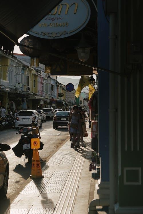 Δωρεάν στοκ φωτογραφιών με αγορά, Άνθρωποι, απόγευμα, αρχιτεκτονική