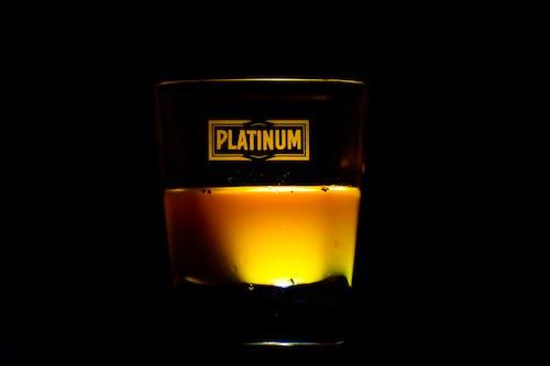 Free stock photo of drinking glasses, platinum