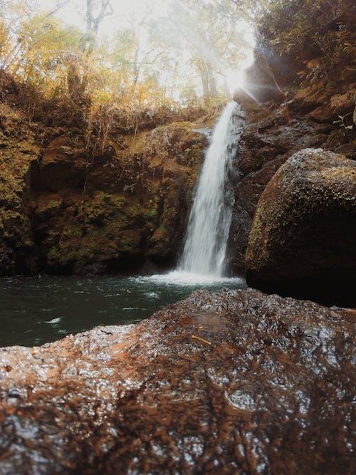 Δωρεάν στοκ φωτογραφιών με gopro, time lapse, δραστηριότητα νερού, καταρράκτες