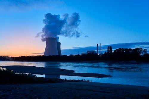 Foto profissional grátis de alta tensão, céu, eletricidade, energia