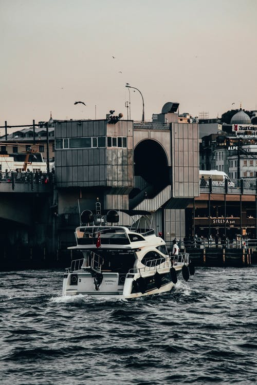 Ingyenes stockfotó fodrozódás, folyó, hajóm csónak, jacht témában