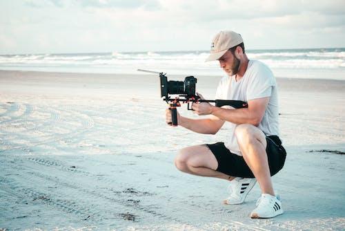 Foto profissional grátis de ação, água, alegria, ao ar livre