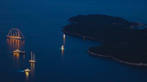 Free stock photo of croatia, dubrovnik, evening, island