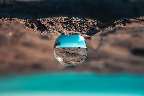Fotobanka sbezplatnými fotkami na tému modrá, pláž, pohár, slnko