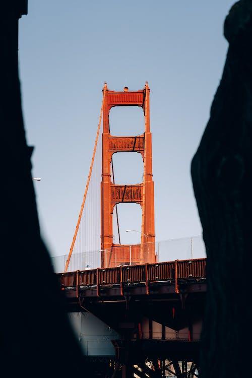 Low Angle Photo Of Golden Gate Bridge
