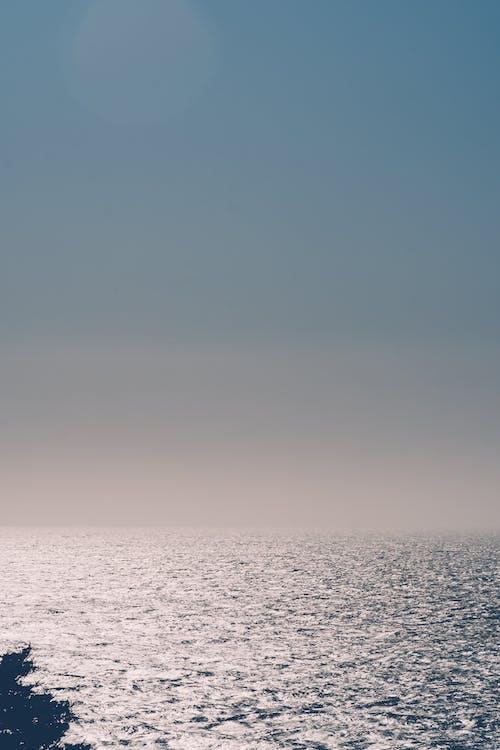Foto stok gratis air, badan air, horison, laut