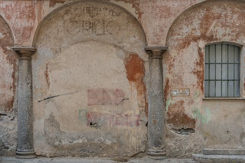 Free stock photo of antique, arch, background, columns