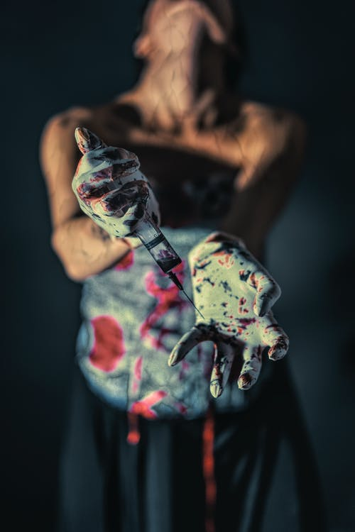 Darmowe zdjęcie z galerii z ciemny, dorosły, ekspresja, ekspresjonizm