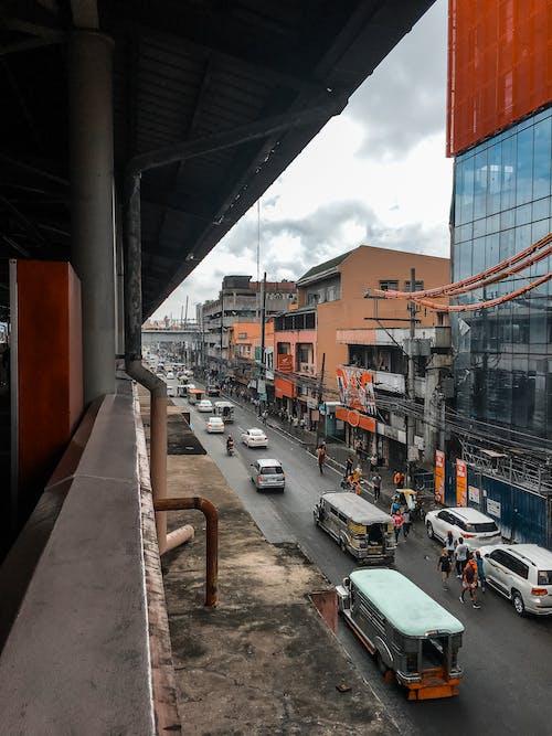 Безкоштовне стокове фото на тему «Азія, Вулиця, Дощовий день, жвава вулиця»