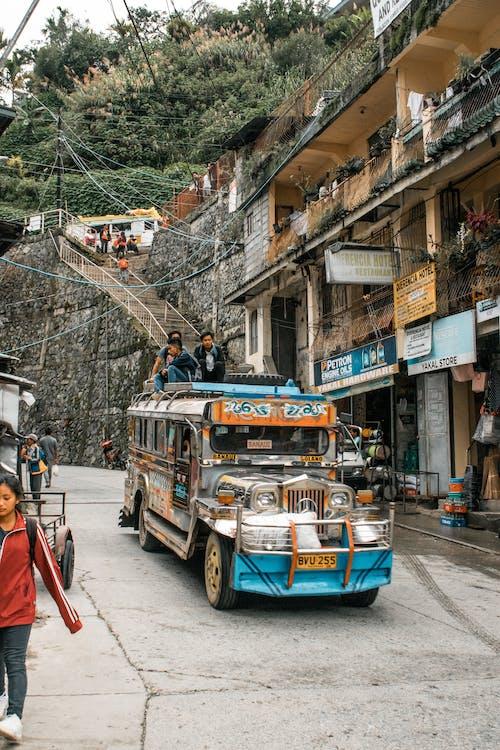 Безкоштовне стокове фото на тему «banaue, jeepney, luzon, Азія»
