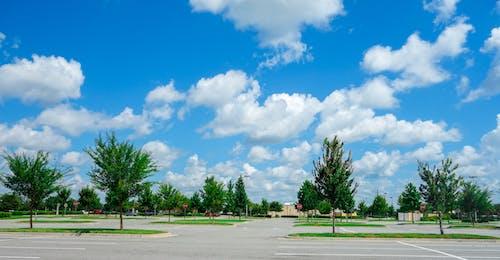 Kostnadsfri bild av himlen moln