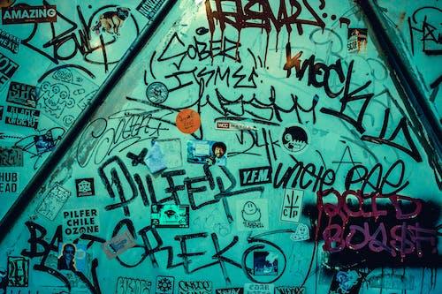그래피티, 도쿄, 독창성, 반달리즘의 무료 스톡 사진