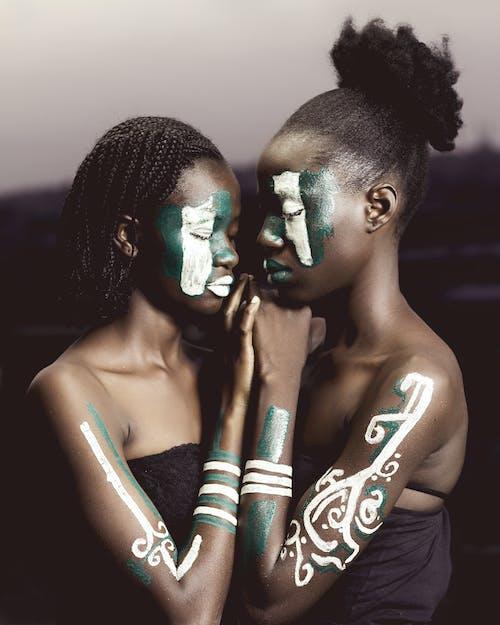 คลังภาพถ่ายฟรี ของ dreadlock, ความรัก, ชนเผ่า, ด้วยกัน