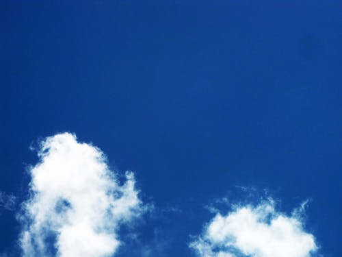 Photos gratuites de ciel bleu ciel blanc, nuages