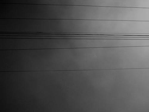 Foto profissional grátis de fios de eletricidade