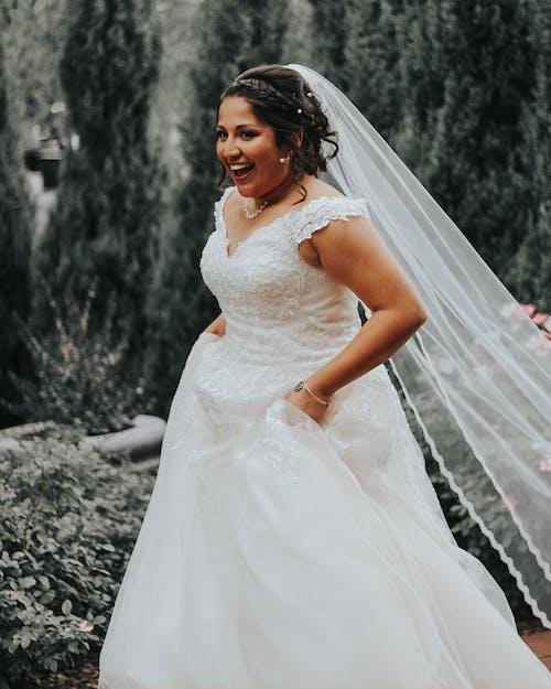 Foto profissional grátis de casamento, festa de casamento, noiva