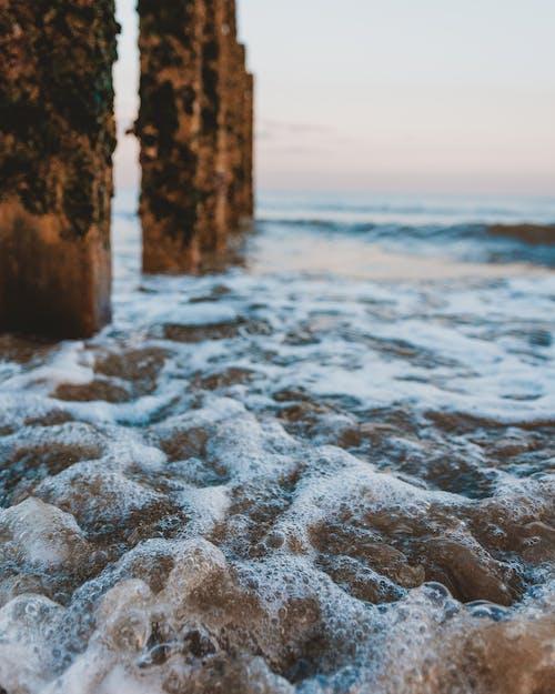 Darmowe zdjęcie z galerii z morze, ocean, plaża, woda