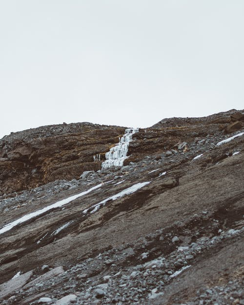 Mountain Slope Scenery