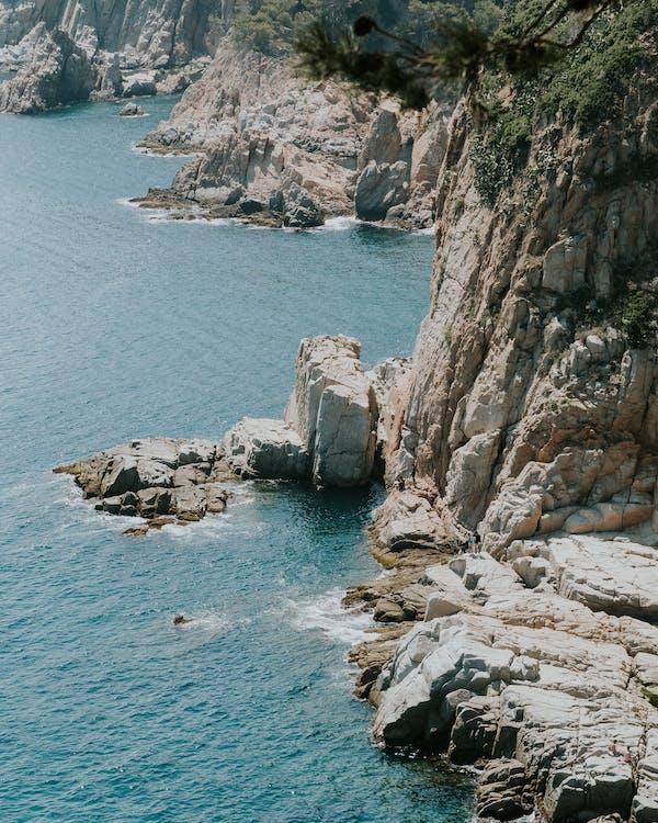 берег моря, бірюза, відпочинок