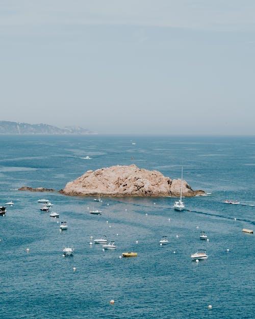休閒, 假期, 土耳其藍, 夏天 的 免费素材照片