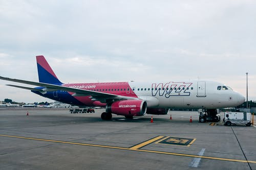 Δωρεάν στοκ φωτογραφιών με a320, airbus, lcc, wizz