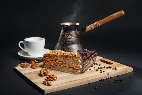 Photo Of Cake Near Mug