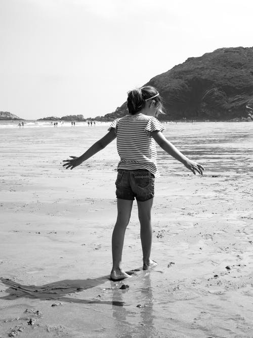 Gratis arkivbilde med på stranden