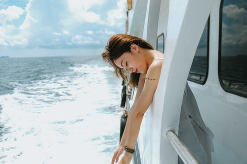 人, 女性, 海の無料の写真素材