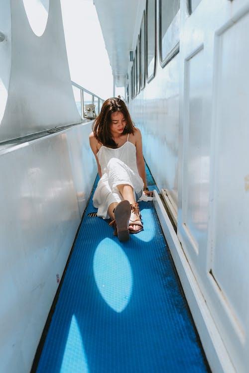 ファッション, ボート, 人, 女性の無料の写真素材