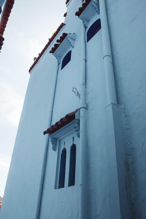 Gratis lagerfoto af arkitektur, bygning, fotografering fra lav vinkel, gammel
